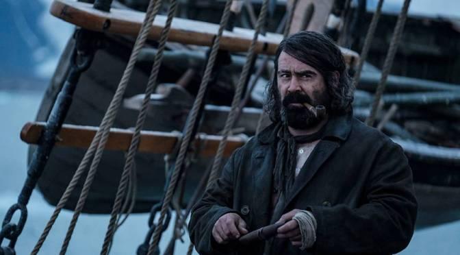 The North Water   BBC divulga primeiras imagens de nova série