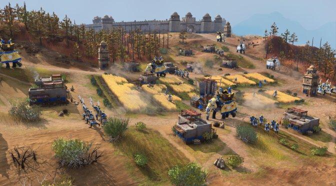 Age of Empires IV ganha data de lançamento para outubro