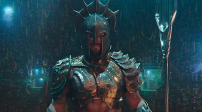 Filmagens de Aquaman and the Lost Kingdom já começaram