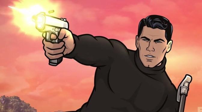 12ª temporada de Archer estreia em agosto