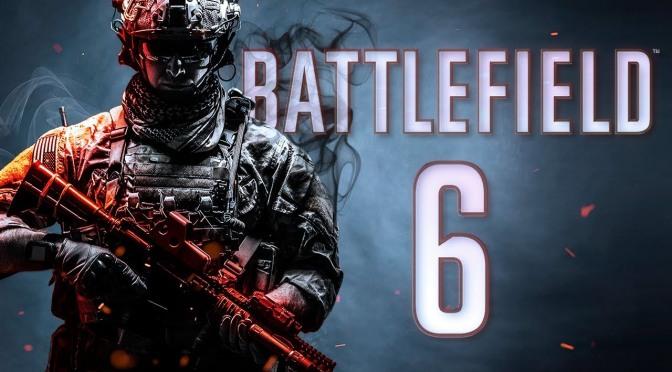 EA revela que anúncio oficial de Battlefield 6 acontecerá no dia 9 de junho