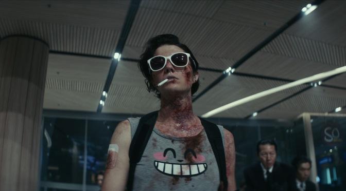 Kate   Netflix divulga data e pôster de novo filme