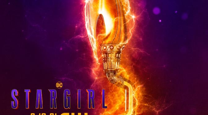 Stargirl   CW divulga primeiro pôster da 2ª temporada