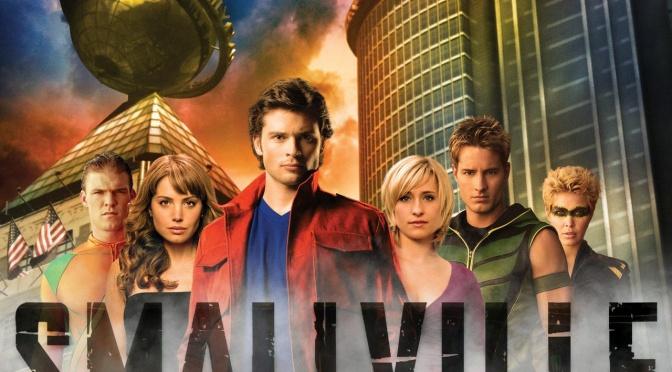 Smallville | Tom Welling e Michael Rosenbaum desenvolvem série animada