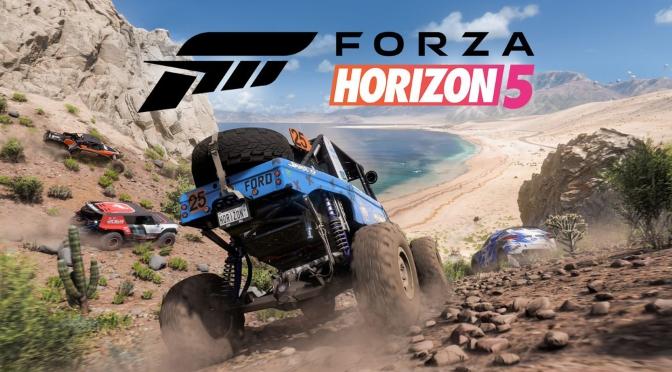 Xbox anuncia Forza Horizon 5 para novembro