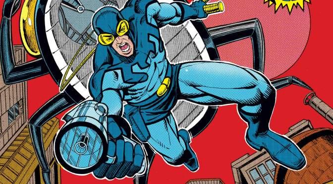 DC Showcase do Besouro Azul ganha primeira imagem