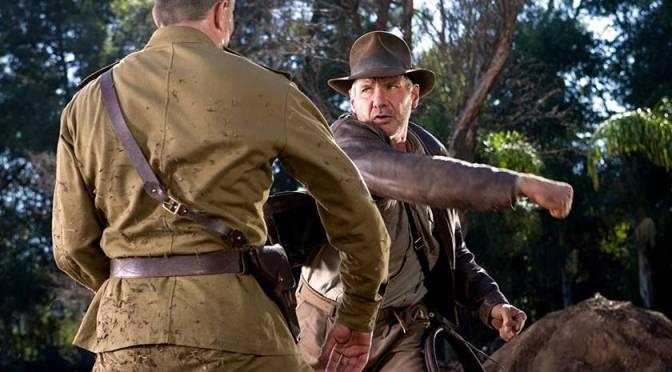 Indiana Jones 5 | Harrison Ford lesiona ombro em cena