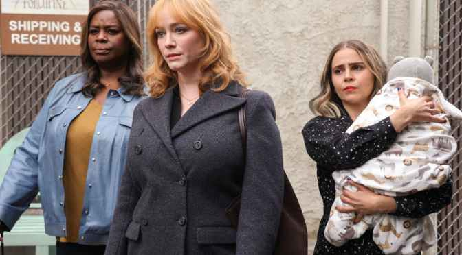 Good Girls é cancelada após quatro temporadas