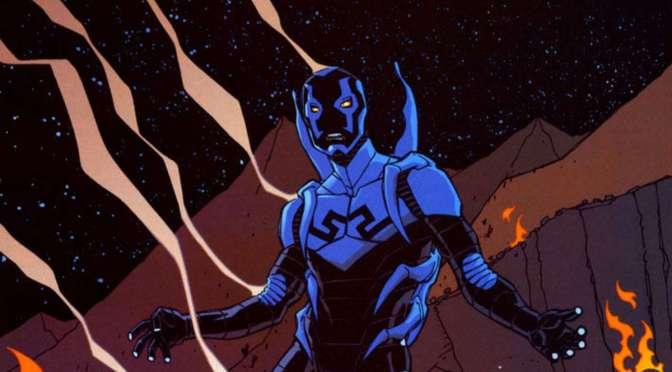 Besouro Azul será um filme exclusivo da HBO Max