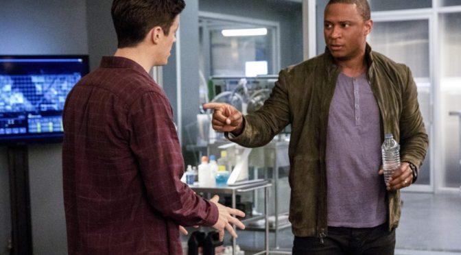 The Flash | Sinopse de novo episódio da 7ª temporada traz John Diggle de volta