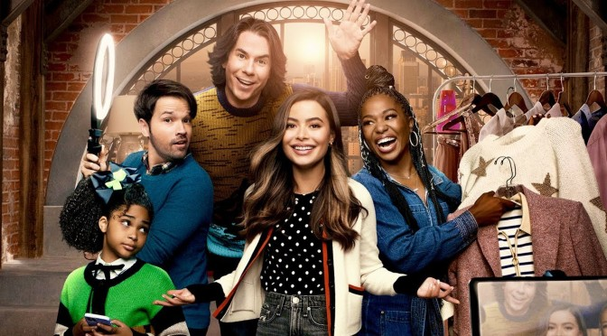 Review: iCarly (1×01)