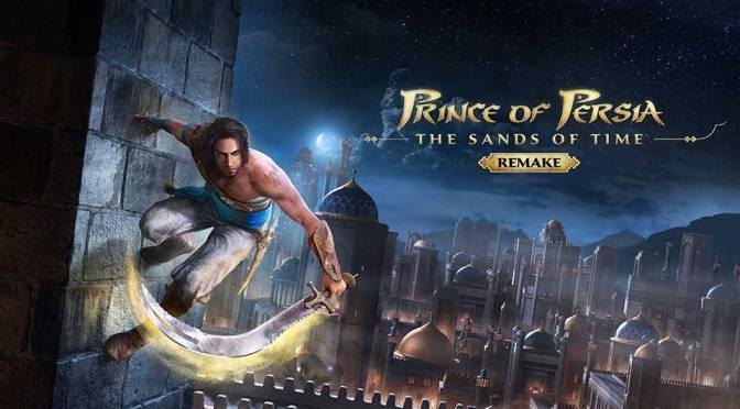 Prince of Persia: The Sands of Time Remake é adiado