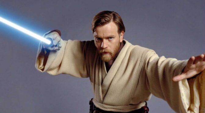 Obi-Wan Kenobi | Ewan McGregor e Indira Varma são vistos no set