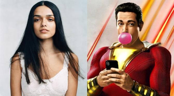 Shazam 2 | Personagem de Rachel Zegler ganha detalhes