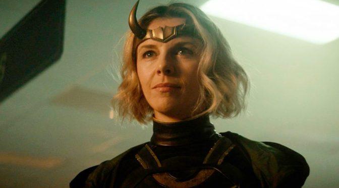 Loki   Marvel divulga pôster de Lady Loki