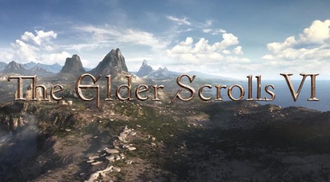 Bethesda fornece uma atualização sobre The Elder Scrolls VI