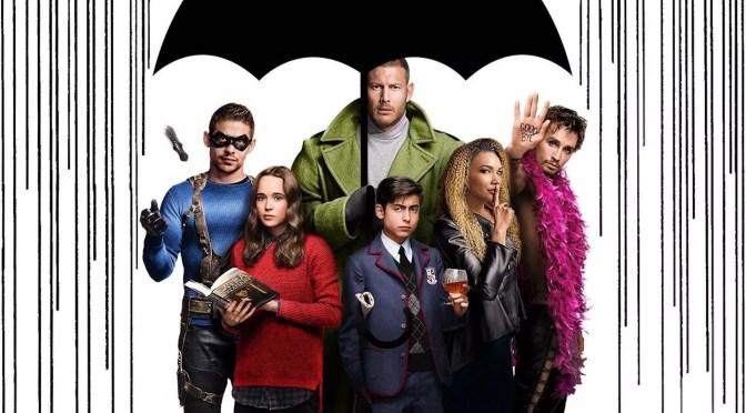 The Umbrella Academy é renovada para a 4ª temporada