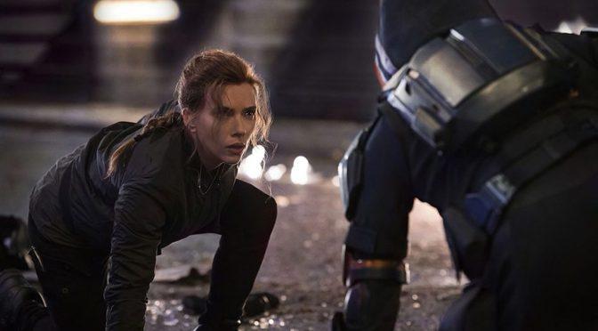 Marvel divulga novo pôster de Viúva Negra