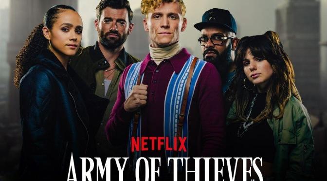 Army of Thieves | Zack Snyder revela novo pôster do filme