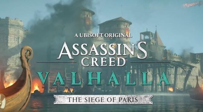 Nova expansão de Assassin's Creed Valhalla ganha data de lançamento
