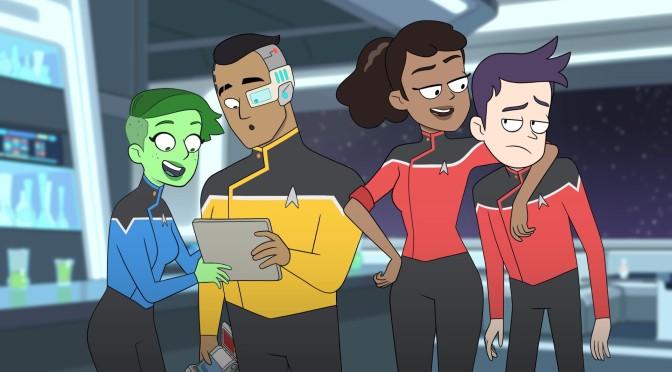 SDCC 21 | Star Trek: Lower Decks ganha trailer da 2ª temporada