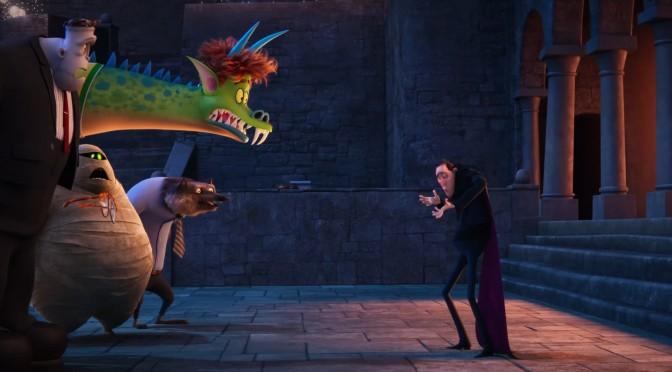 Sony divulga novo trailer de Hotel Transilvânia 4