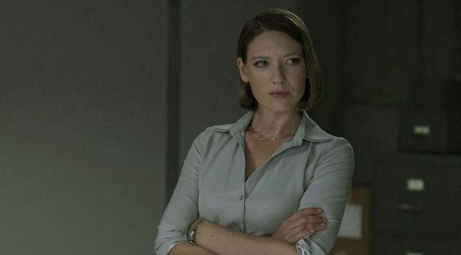Anna Torv viverá Tess em The Last of Us