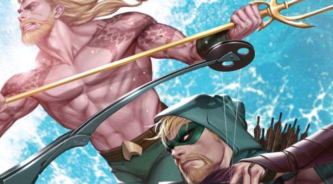 Arqueiro Verde e Aquaman formarão dupla em novo título nos quadrinhos