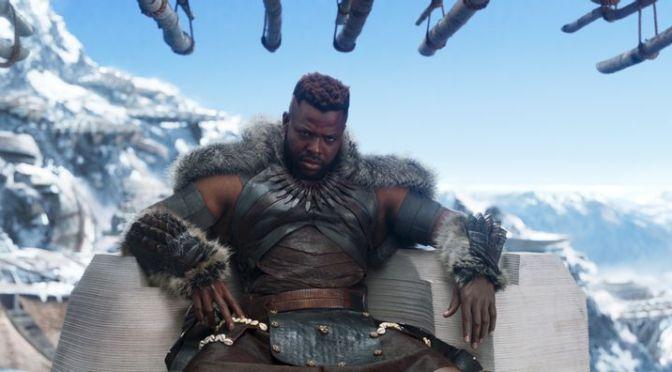 Pantera Negra 2: Winston Duke confirma seu retorno para a sequência