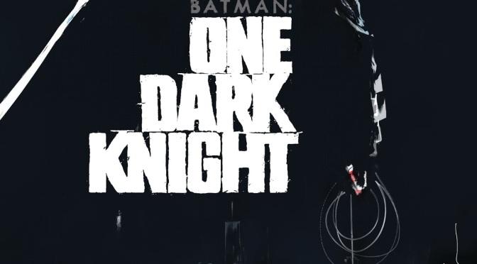 Jock irá escrever nova HQ do Batman para o DC Black Label