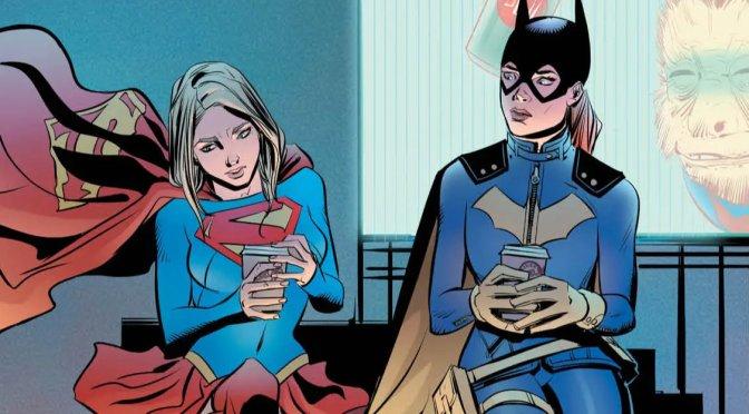 Rumor: Filme da Batgirl vs Supergirl está em desenvolvimento