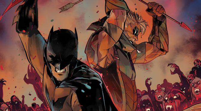 Batman e Arqueiro Verde lutarão contra vampiros em nova HQ