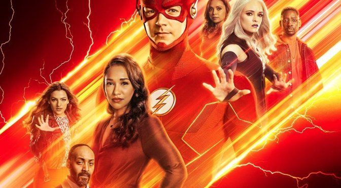 The Flash | Filmagens da 8ª temporada começarão em agosto