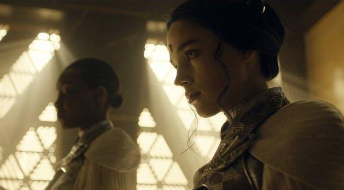Titãs | Ravena aparece em novas imagens da 3ª temporada