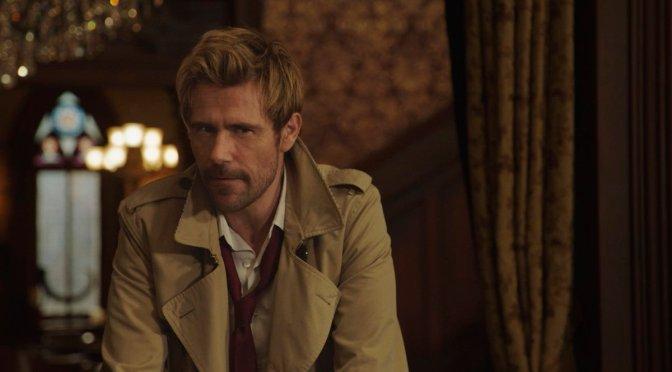SDCC 21 | Matt Ryan não será o Constantine na 7ª temporada de Legends of Tomorrow