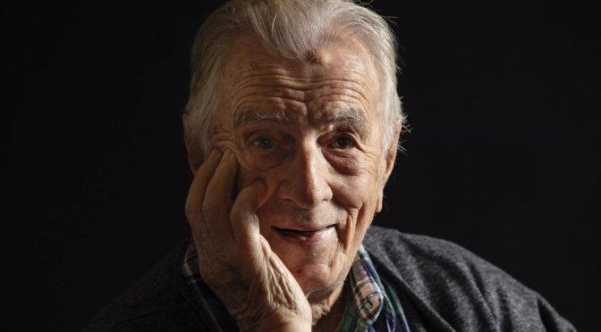 Morre o eterno Orlando Drummond, aos 101 anos