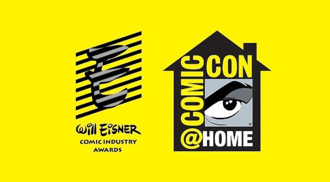 SDCC 21 | Confira os vencedores da 33ª edição do Eisner Awards