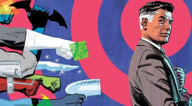 Alvo Humano ganhará série nos quadrinhos por Tom King