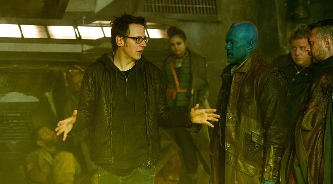 James Gunn revela que Guardiões da Galáxia Vol. 3 terá uma trama pesada