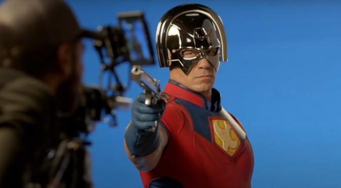 """James Gunn comenta sobre o Pacificador na série e diz que """"não é um cara bom"""""""
