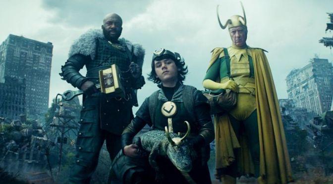 Loki | Variantes são destaques em novos pôsteres