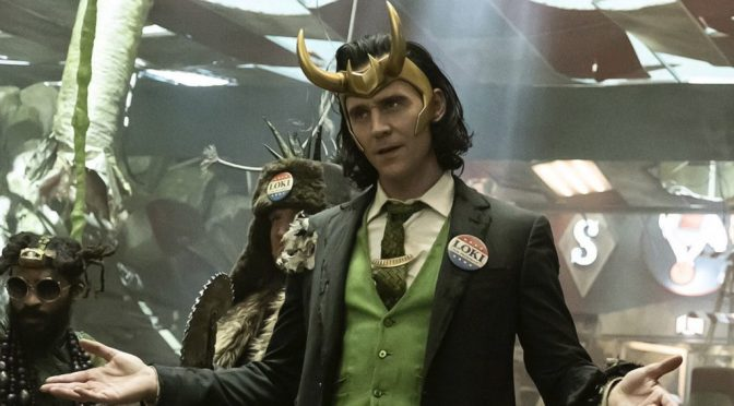 Disney+ renova Loki para a 2ª temporada