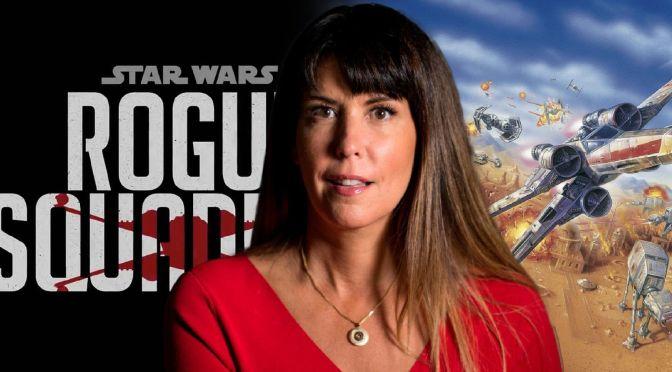 Star Wars: Rogue Squadron | Diretora diz que roteiro está quase pronto