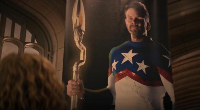 Stargirl   Starman retorna em novas imagens da 2ª temporada