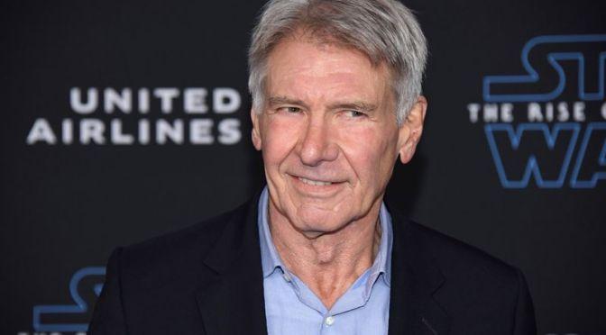 Indiana Jones 5 | Harrison Ford é fotografado com ombro imobilizado