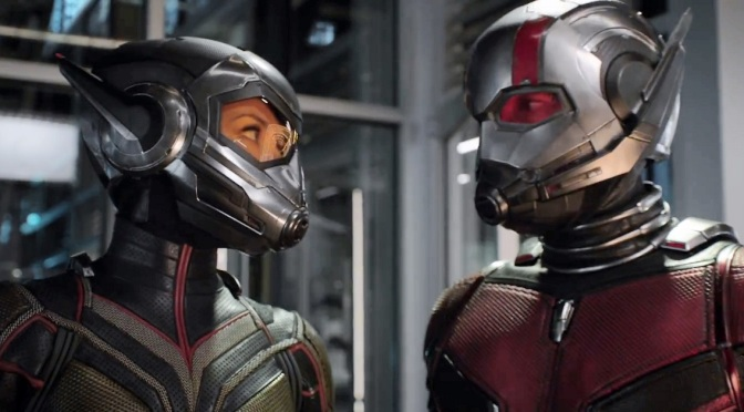 Diretor anuncia início da produção de Homem-Formiga e a Vespa: Quantumania