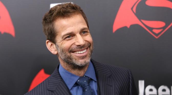 Novo filme de Zack Snyder será uma ficção científica