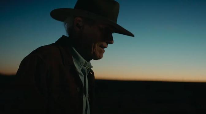 Clint Eastwood aparece em novas imagens de Cry Macho