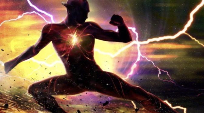 The Flash   Ezra Miller aparece com o traje de Flash em nova imagem