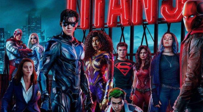 Os Titãs conhecem a Batcaverna em novo teaser da 3ª temporada